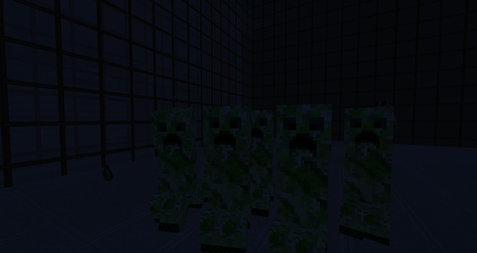 Le gang de creeper xD !