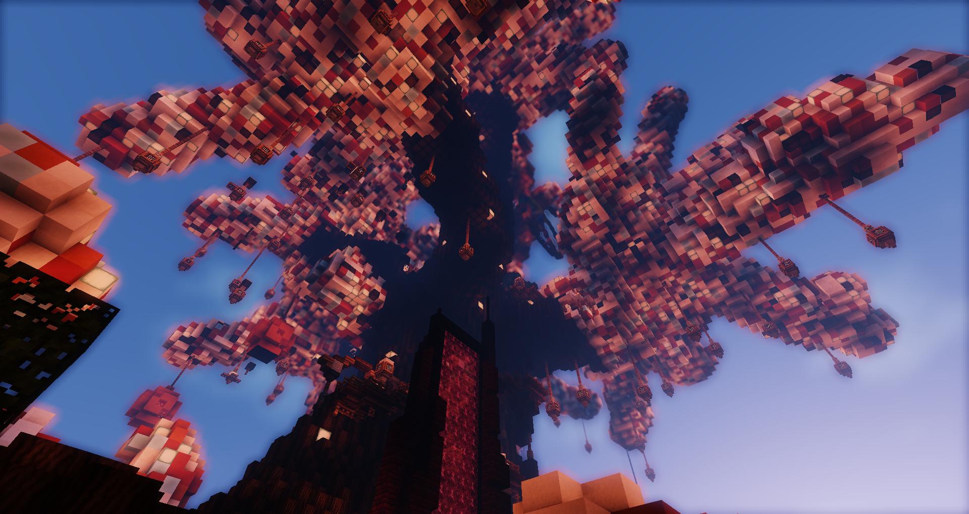 Votre roi ce sens petit à côté de cet arbre maison :/.