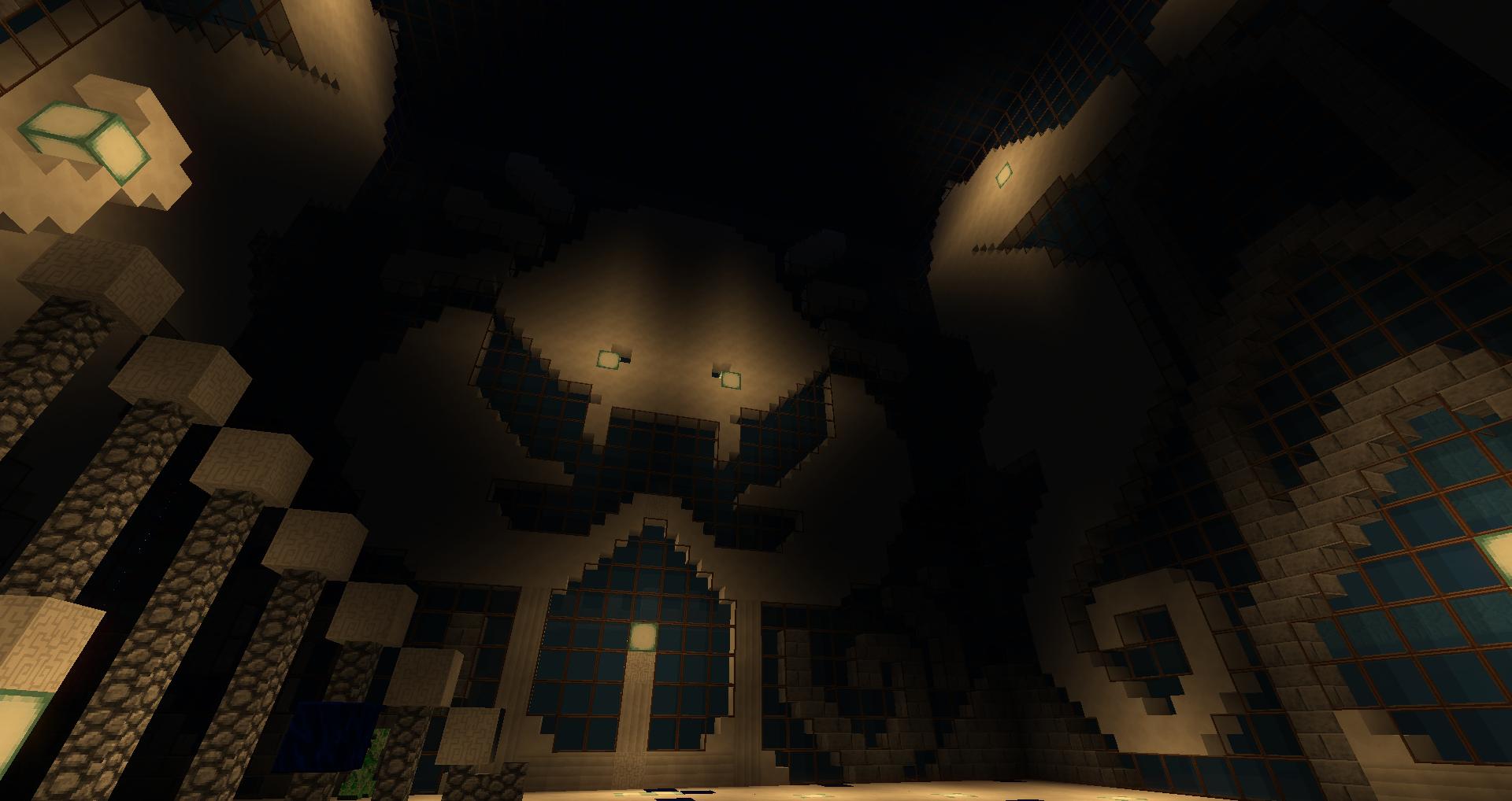 Je vous présente jacky le premier monstre sous-marin !