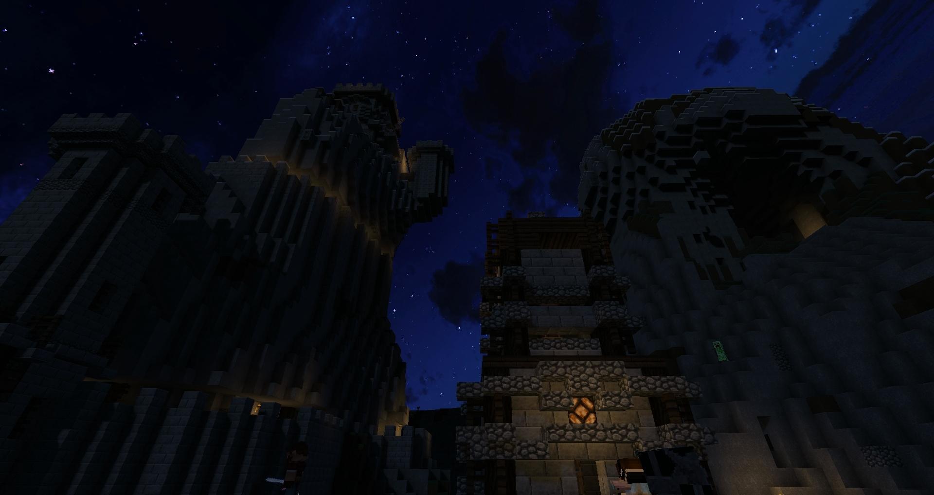 Le château suspendue de lexox_56 =) !