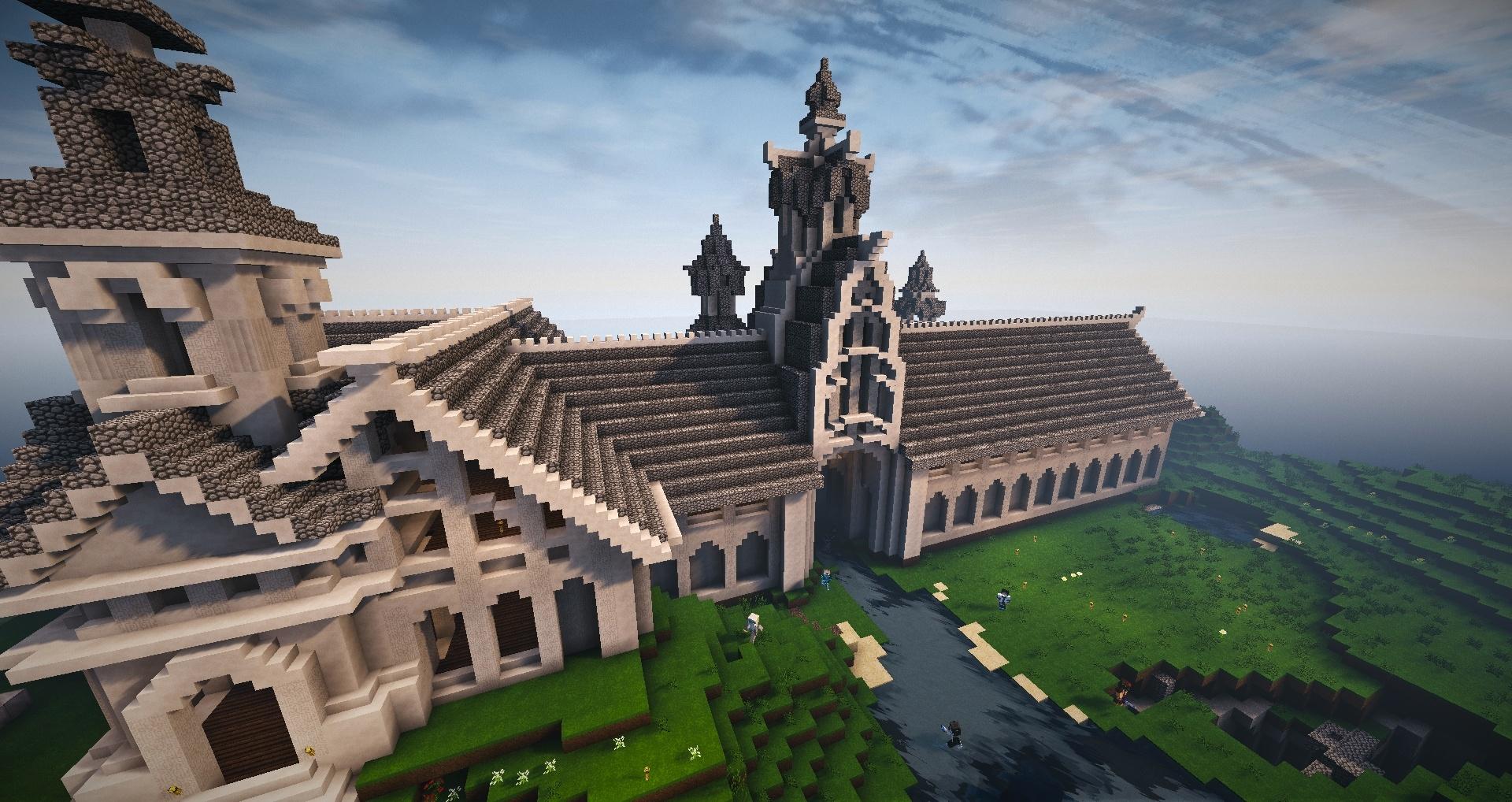 En tout cas c'est un beau temple !