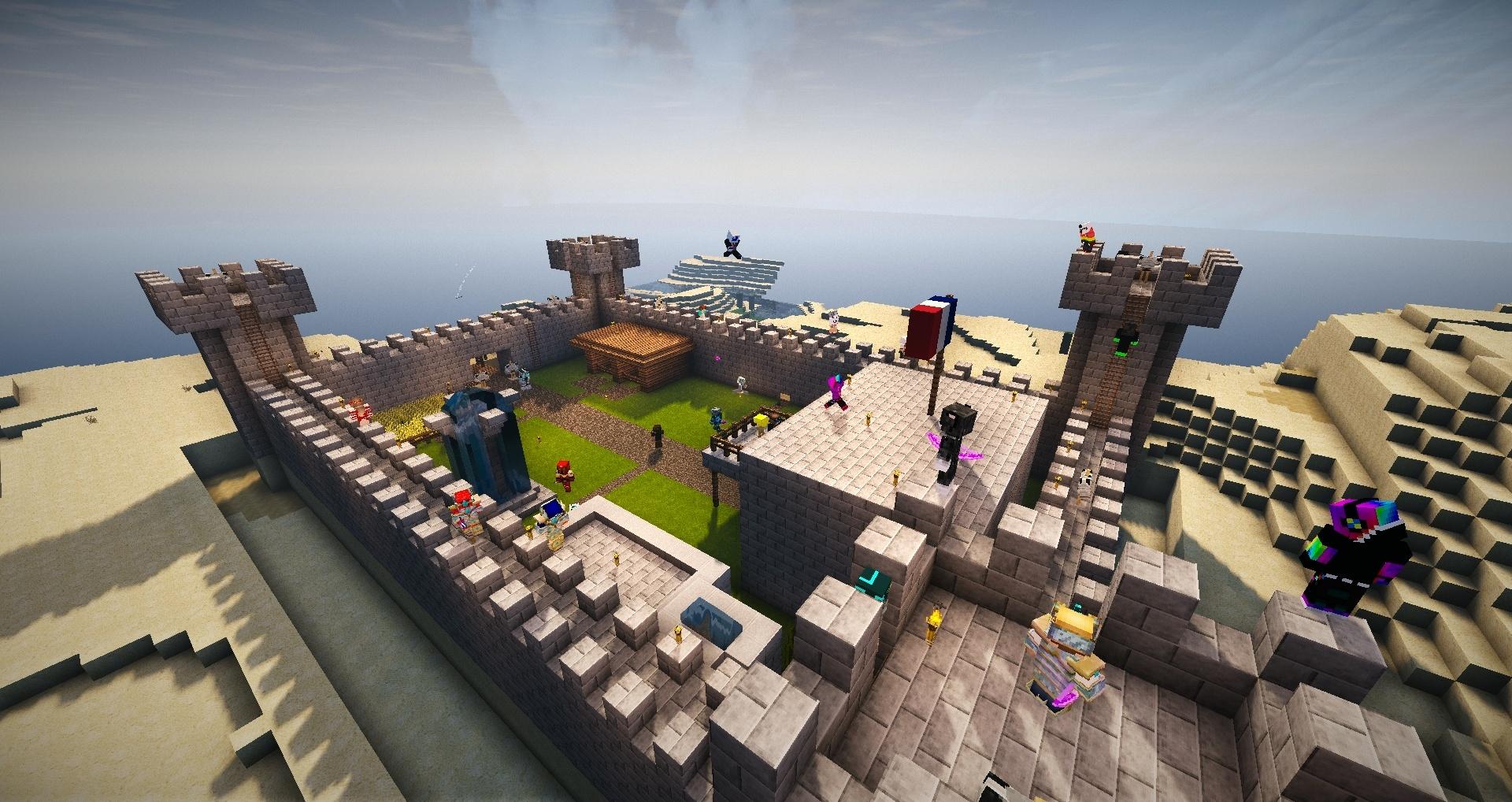 Le châteaux de 89floflo89 !