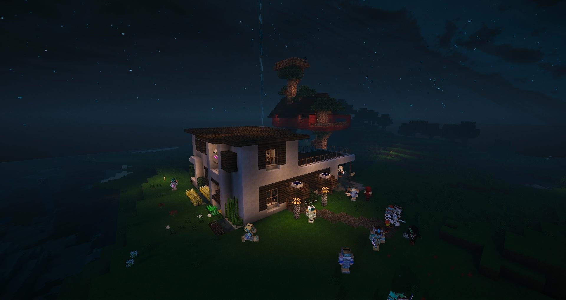 La cabane de GamerBaud !