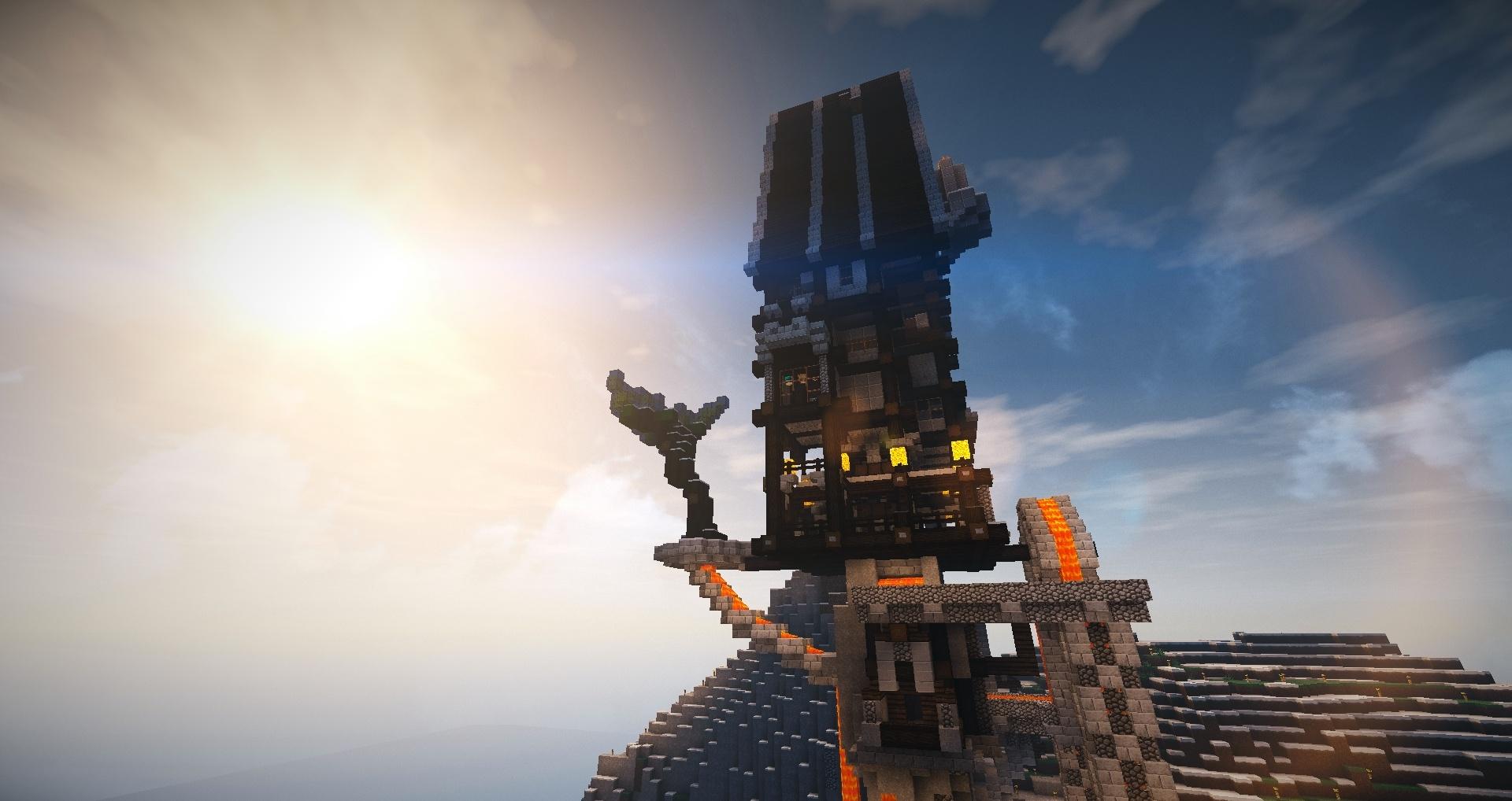 La maison de BlueArky !