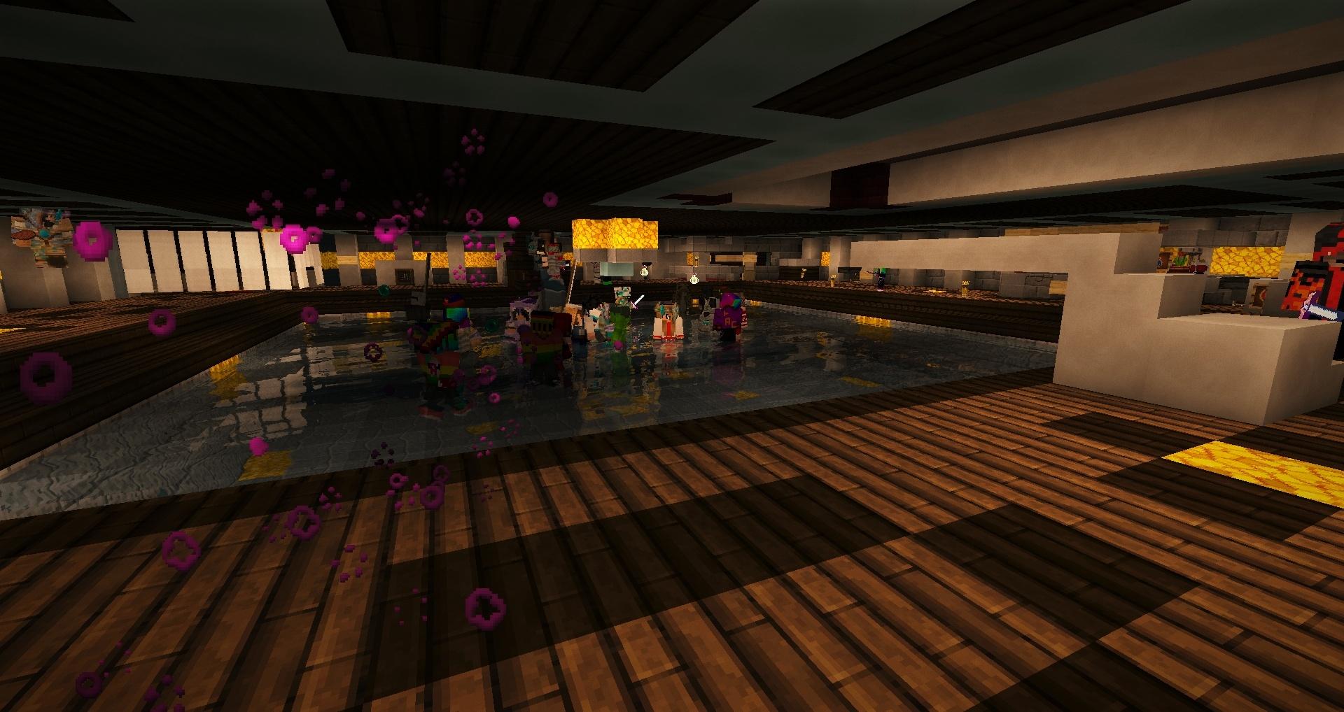 La piscine hippicipale de crafto37 !
