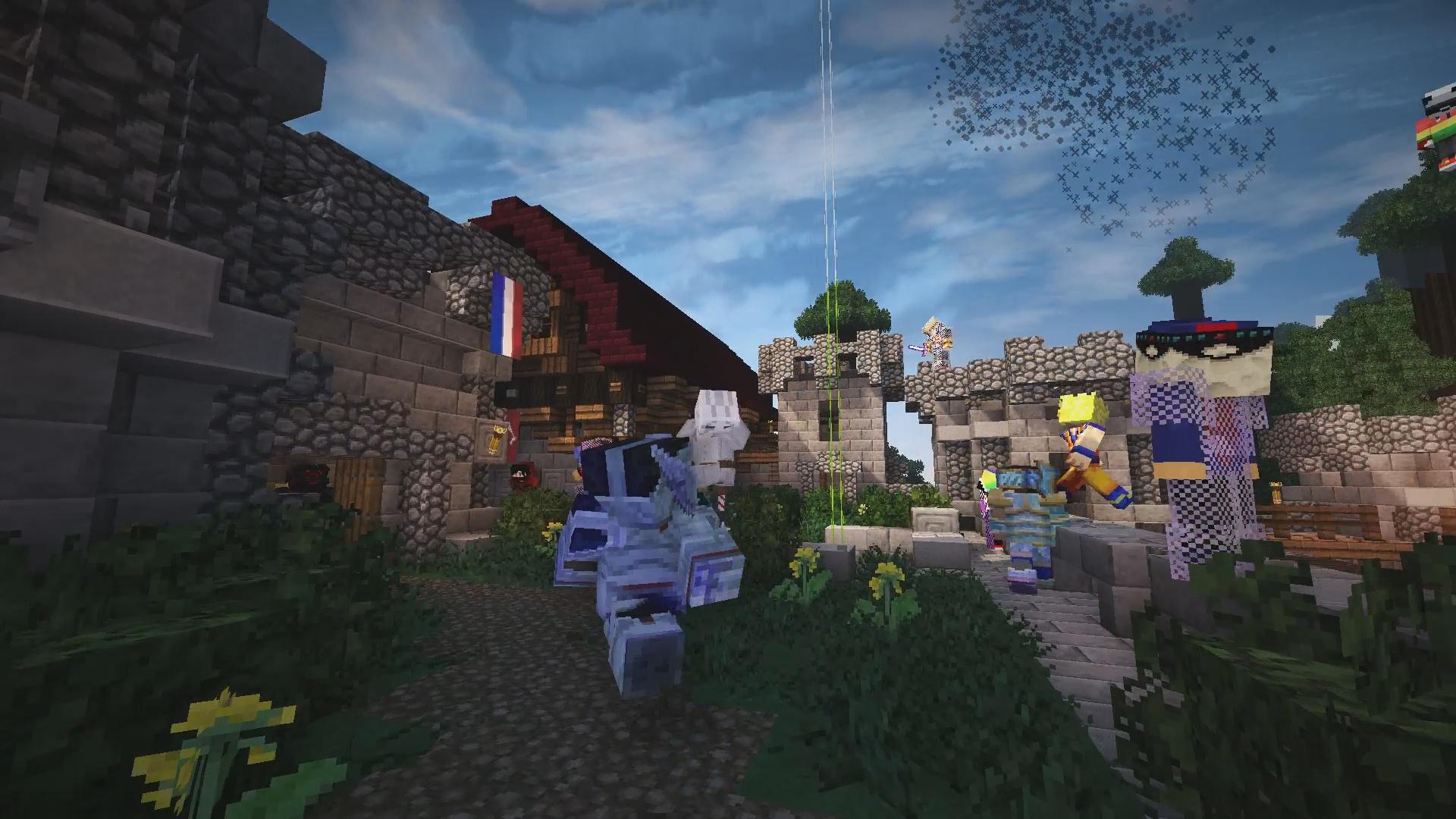 On commence avec le châteaux d'Orodel crée par Gary_Wolf !
