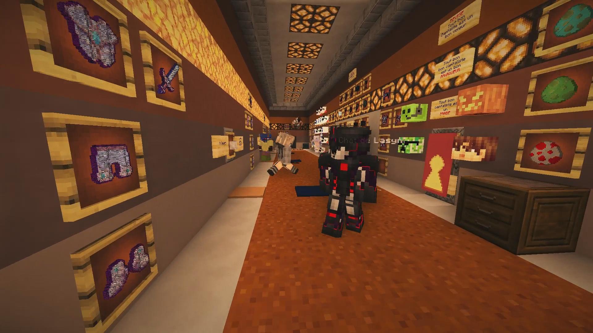 Le shop des crabes par Dark_St0rm_4 !