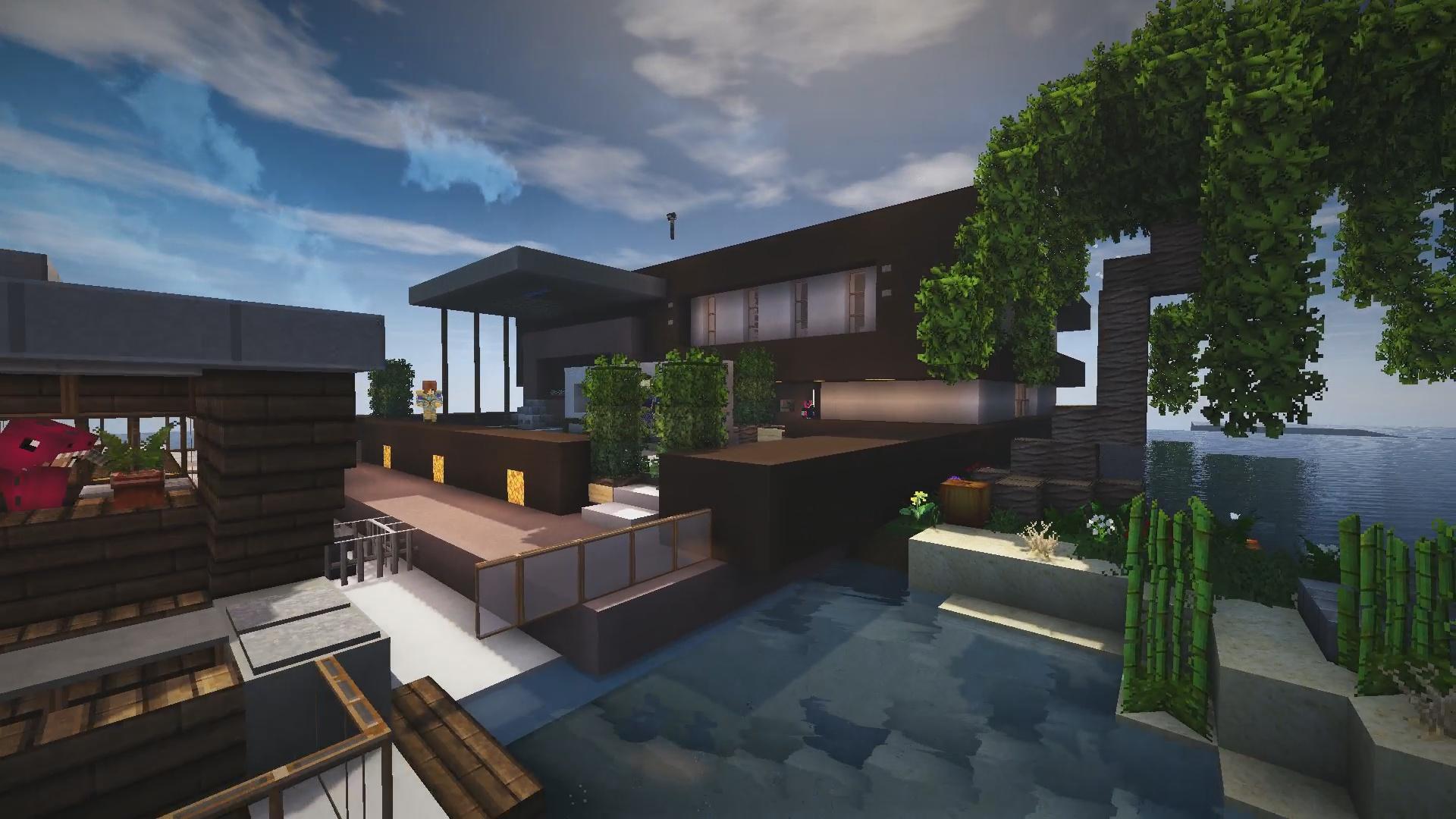 Cette maison moderne est épique !