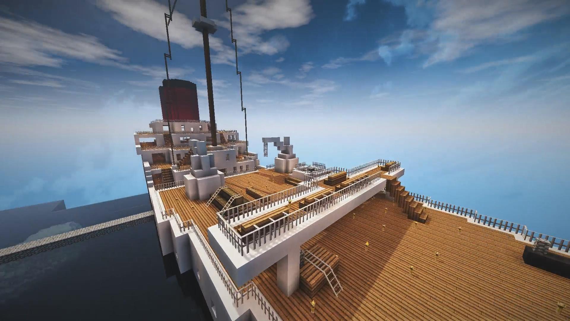 Vinci_Max et son Titanic !