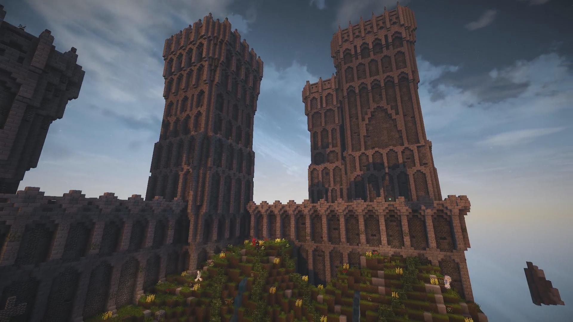 Bienvenue dans la noble cité du roi Aragorn57 !