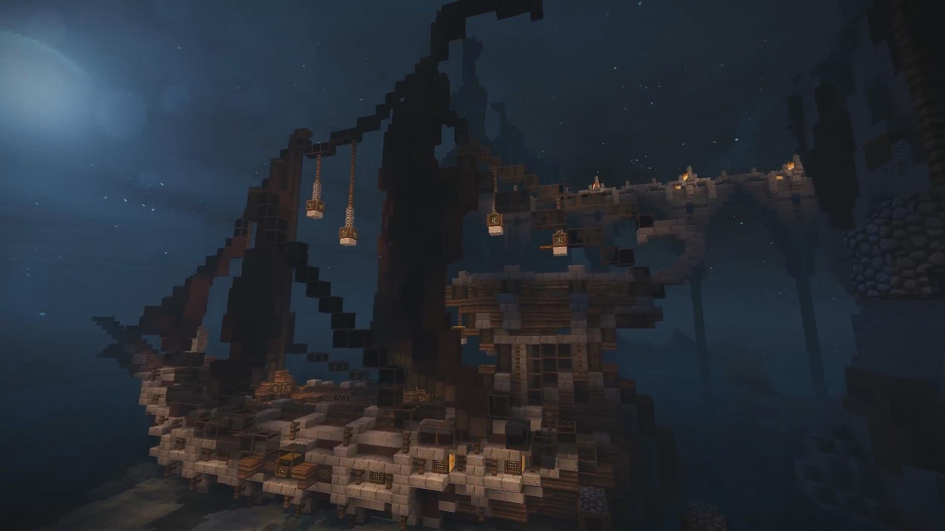 Ce navire est digne d'être le prince des océans de PaC !