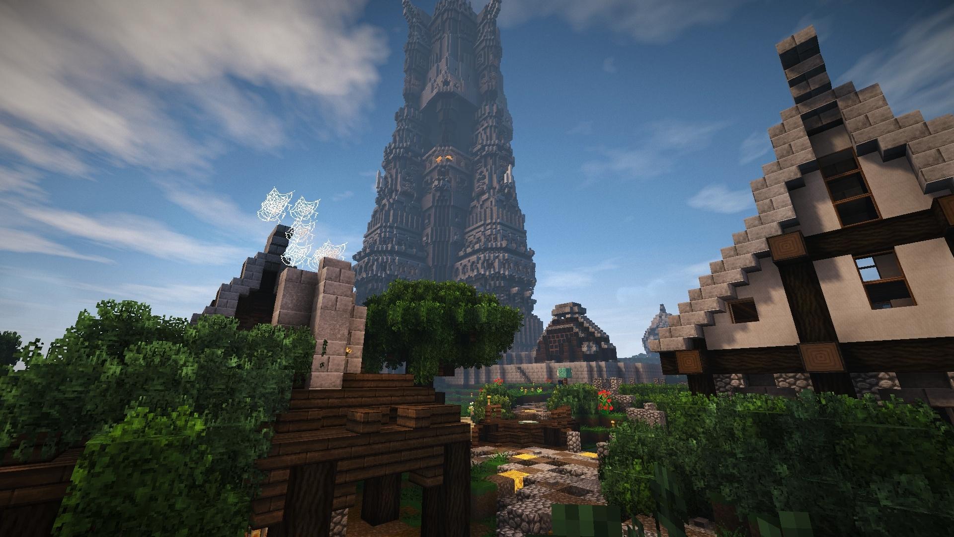 Un magnifique point de vue de la tour !
