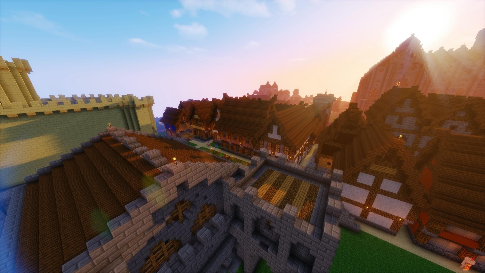 Ce village est magnifique !