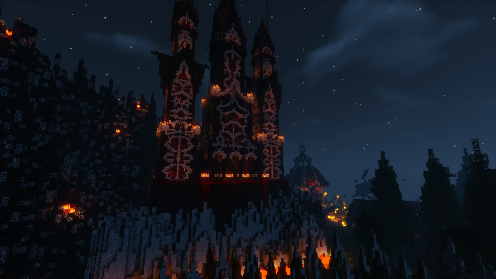C'est le châteaux du seigneur des iles de fer non ?