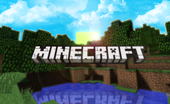 wallpaper minecraft hd 1366x768