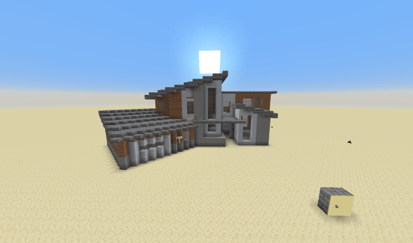 Maison moderne par Scari